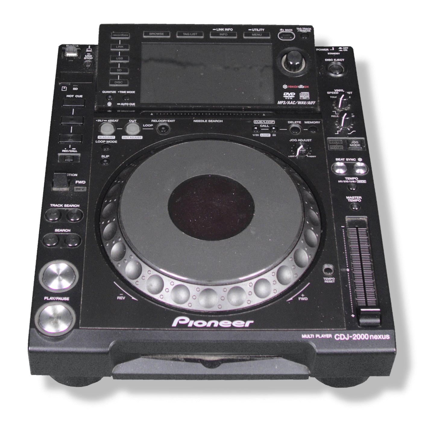 CDJ 2000 nex
