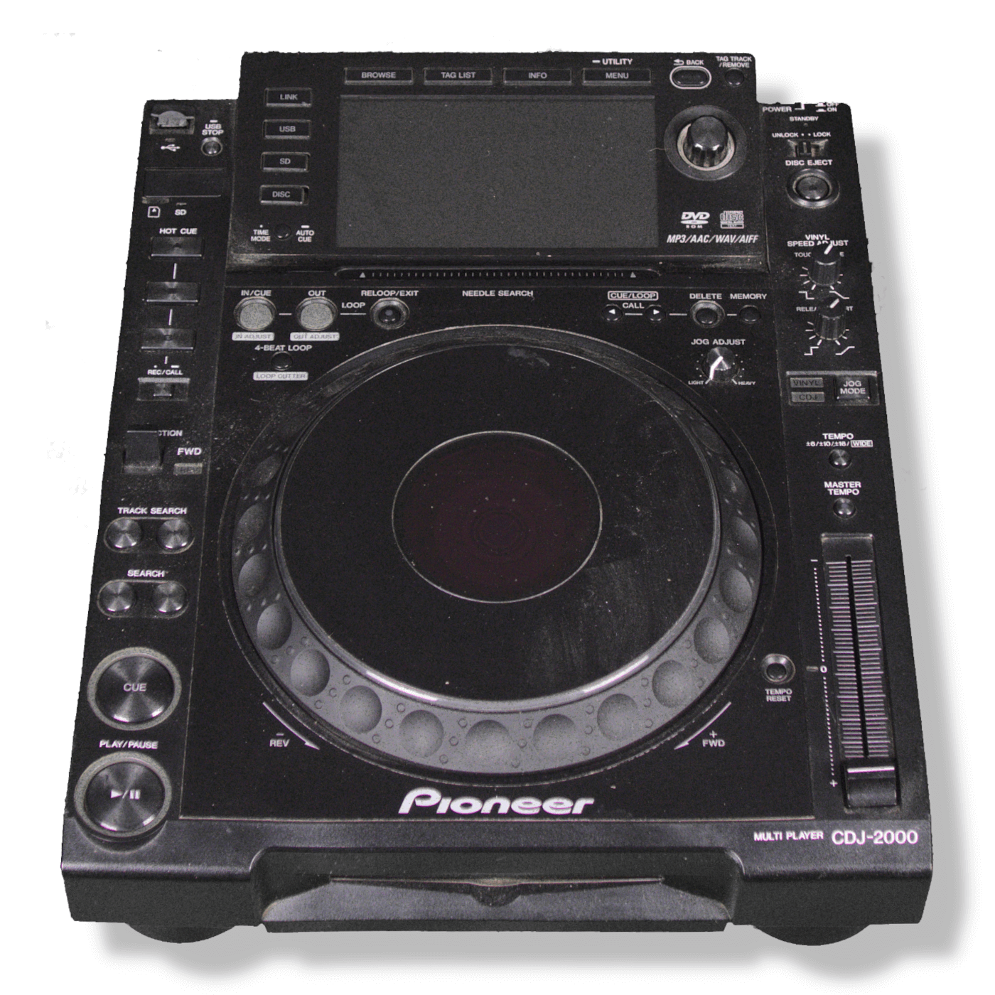 CDJ 2000