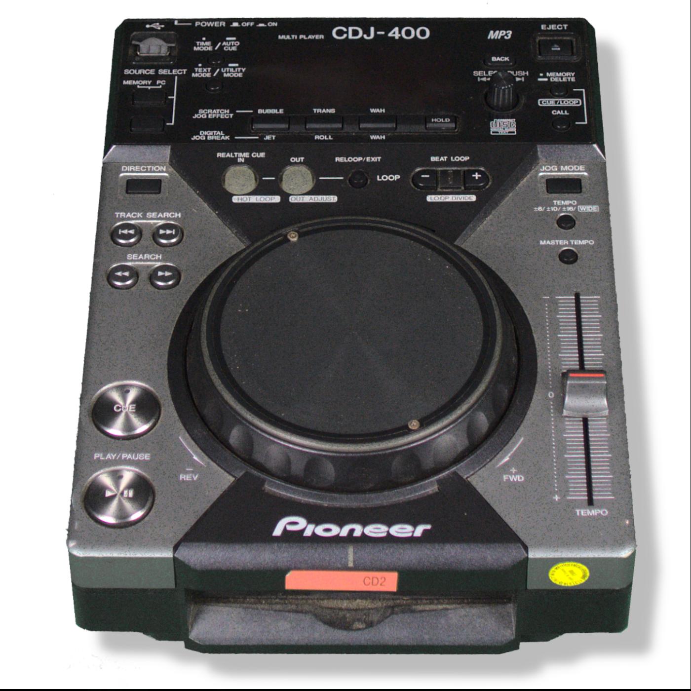 CDJ 400